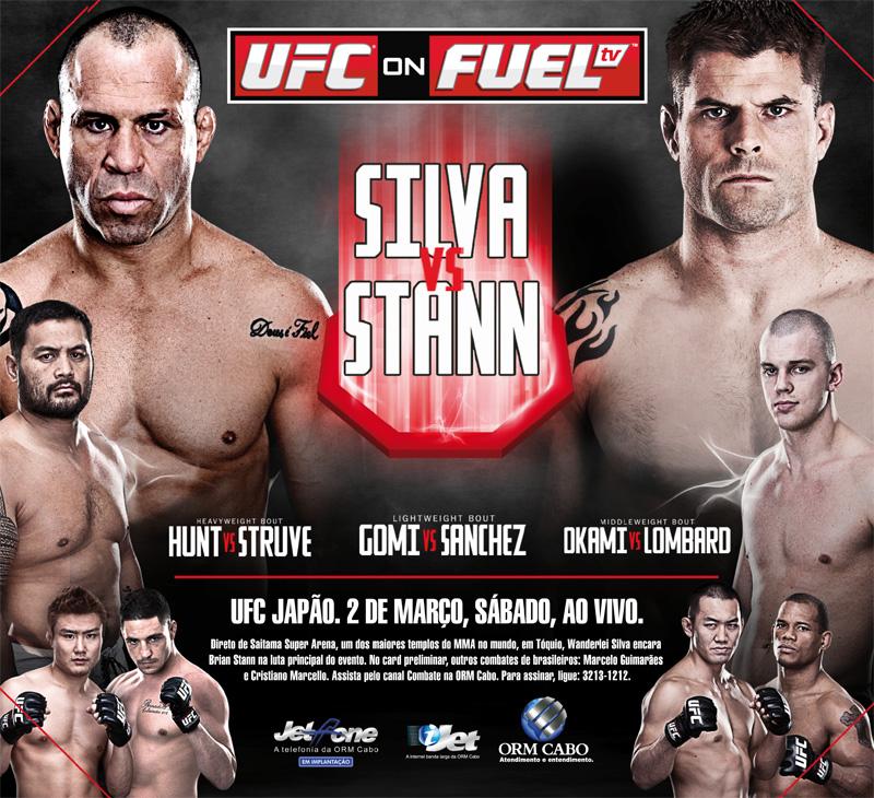 UFC-Japão